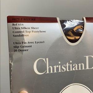 Christian Dior UltraSilkenSheer ControlTop Hosiery